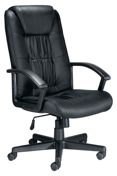 Leather Chairs and other Office Chairs at OfficeChairs.com